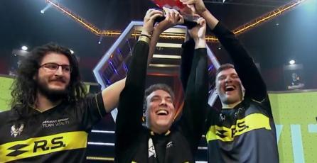 Renault Vitality es el nuevo campeón mundial de <em>Rocket League </em>