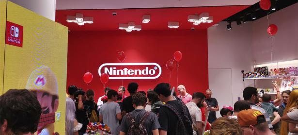La segunda tienda oficial de Nintendo abrió hoy en Israel