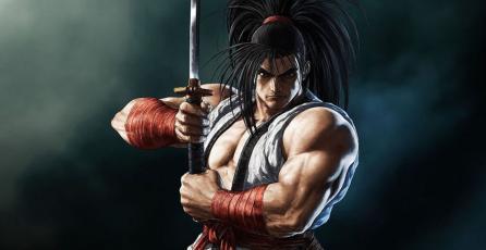 SNK revela 4 personajes DLC para <em>Samurai Shodown</em>