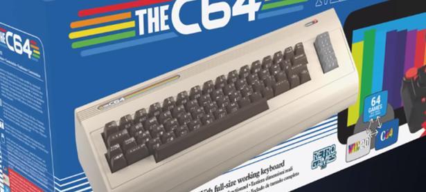 Anuncian relanzamiento de Commodore 64