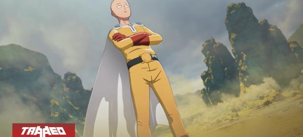 """One Punch Man tendrá un nuevo videojuego llamado """"A Hero Nobody Knows"""""""