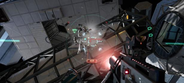 Conoce <em>Boundary</em>, un nuevo FPS espacial para PS4