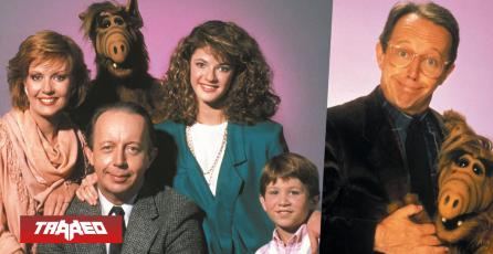 Max Wright ha fallecido, actor que interpretó a Willie en Alf