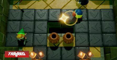 Nintendo se abre a la posibilidad de desarrollar un Zelda Maker