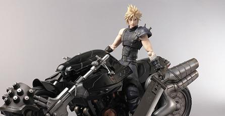 Video muestra la increíble figura de colección de <em>Final Fantasy VII Remake</em>