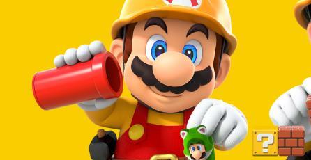 ¡<em>Super Mario Maker 2 </em> debutó hoy en Nintendo Switch!