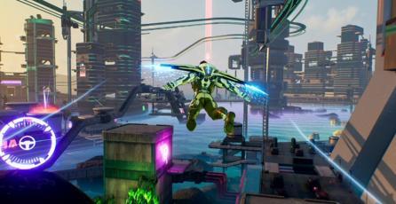 Nueva actualización de <em>Crackdown 3</em> te permite volar por los aires