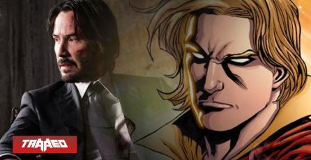 Marvel confirma negociación para llevar a Keanu Reeves al MCU