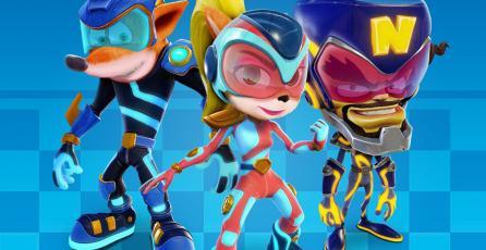 Actualización de <em>Crash Team Racing</em> arreglará problema de guardado en PlayStation 4