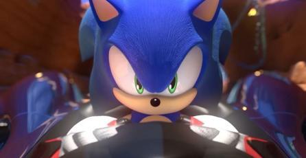 Lanzarán un Control Pro de Switch inspirado en Sonic