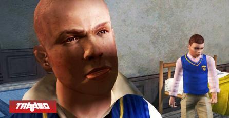 Jimmy regresaría al protagonismo en Bully 2 como estudiante universitario
