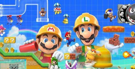 <em>Super Mario Maker 2</em> fue un éxito en Reino Unido