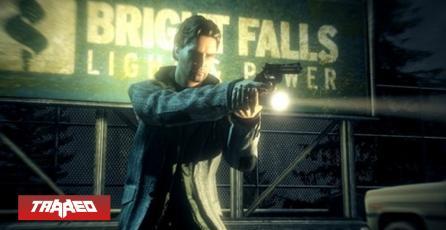 PlayStation buscaría comprar Remedy para hacer Alan Wake 2 exclusivo de PS5