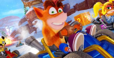 Estos podrían ser los personajes DLC para <em>Crash Team Racing Nitro-Fueled</em>