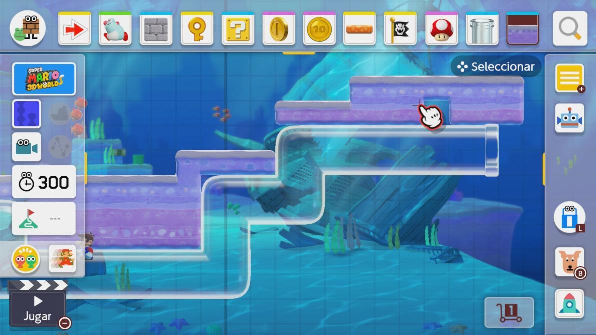 <em>Super Mario Maker 2</em>