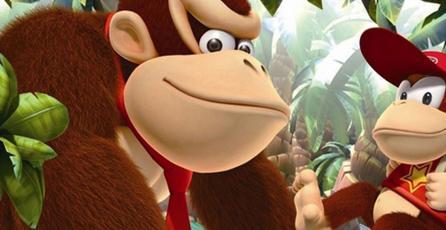 <em>Donkey Kong Country Returns</em> llega a otra plataforma y se ve mejor que nunca