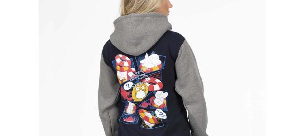 Psyduck es la estrella de ropa y artículos coleccionables
