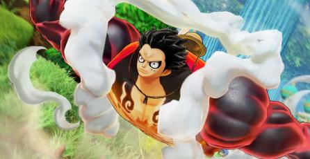 Luffy tendrá nuevas aventuras en <em>One Piece: Pirate Warriors 4</em>