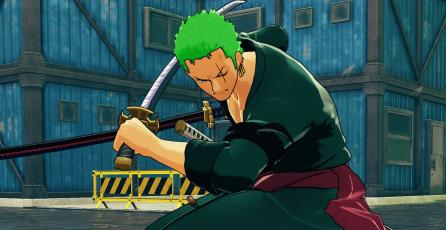 Roronoa Zoro desatará pronto su poder en <em>One Piece: World Seeker</em>