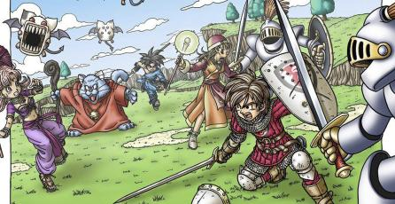 Habrá una transmisión enfocada en <em>Dragon Quest IX</em>