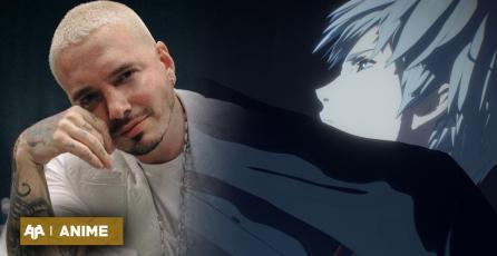 J Balvin interpretará próximo ending de nueva película de anime