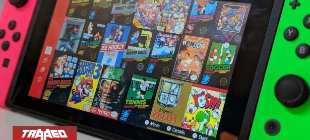 Nintendo Switch Online supera los 10 millones de usuarios