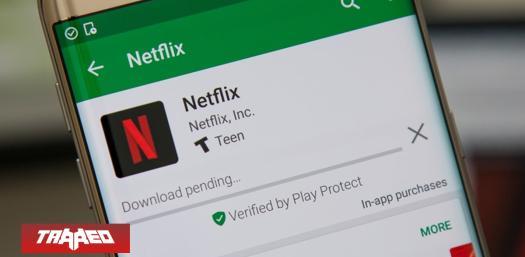 Proyecto busca un 19% de impuestos para Netflix