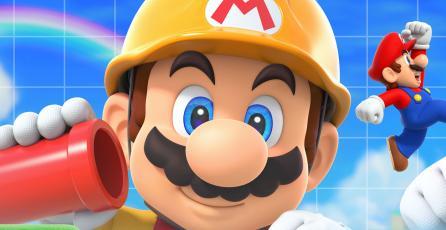 <em>Super Mario Maker 2</em> retiene el primer lugar de ventas en Reino Unido