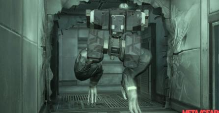 Recrean un GEKKO de <em>Metal Gear Solid 4: Guns of the Patriots</em> en LEGO