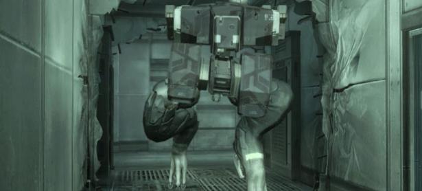 Recrean un GEKKO de <em>Metal Gear Solid 4: Guns of the Patriots</em> en LEGO