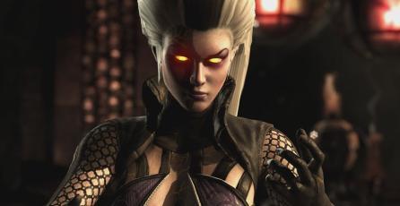 Así de imponente se ve Sindel en<em> Mortal Kombat 11</em>