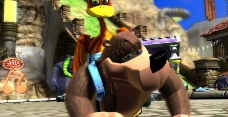 Kirkhope: <em>Banjo-Kazooie: Nuts & Bolts</em> debió ser una IP diferente