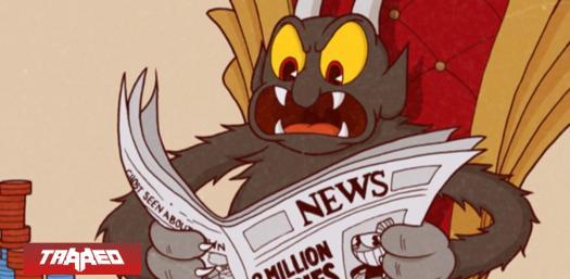 Cuphead llegará a Netflix con su estilo de animación clásica