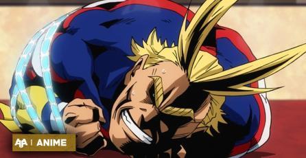 Nueva película de My Hero Academia traerá a villano visto en el manga