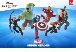 Disney Infinity 2.0 Edition - Marvel Super Heroes