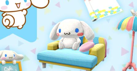 Checa esta fabulosa colaboración de <em>Animal Crossing</em> con Sanrio