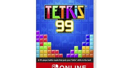 Es oficial: <em>Tetris 99</em> llegará en formato físico a Occidente con unos extras