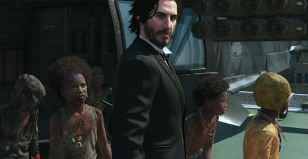 ¿Keanu Reeves como protagonista de <em>Metal Gear Solid V: The Phantom Pain</em>?