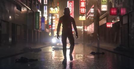 El horror de <em>GhostWire: Tokyo</em> tendrá lugar en un futuro cercano