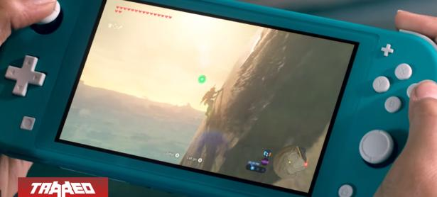 ES OFICIAL: Nintendo presenta Switch Lite para llegar en Septiembre de 2019