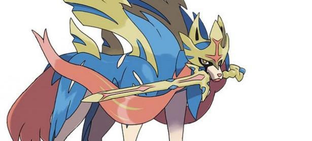 Habrá un increíble Nintendo Switch Lite de <em>Pokémon Sword & Shield</em>