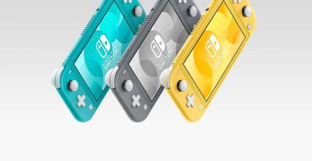 Todo lo que debes saber sobre el Nintendo Switch Lite