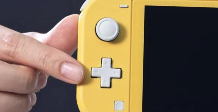 Nintendo revela si llegarán Joy-Con con D-pad al Nintendo Switch original