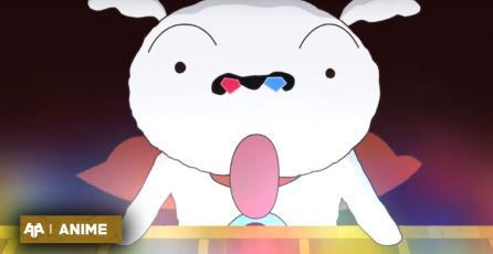 Nevado, la mascota de Shin-Chan tendrá su propio anime en 2020