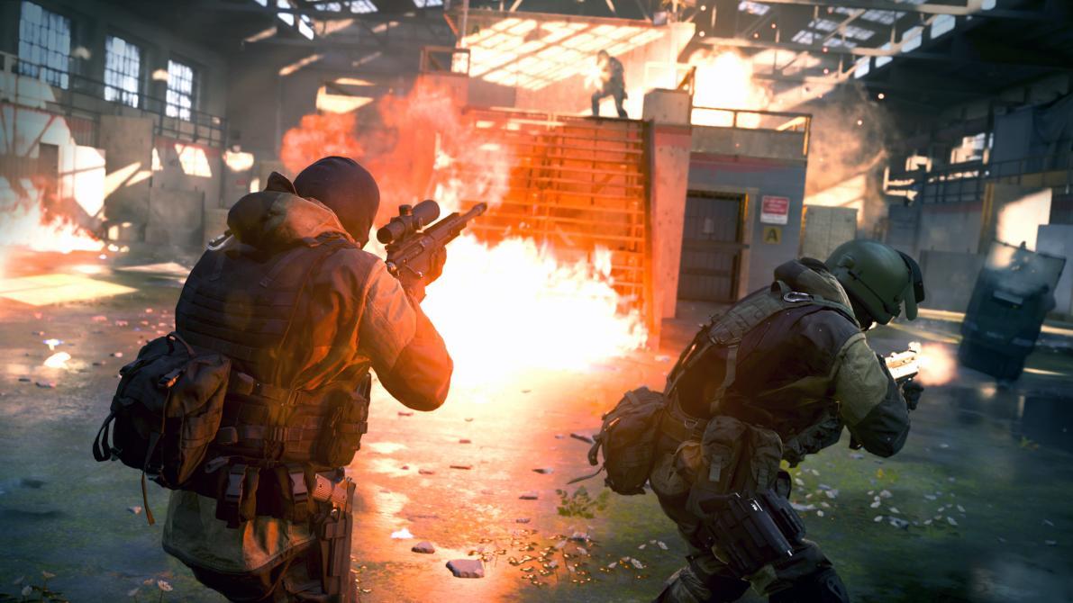 Modern Warfare ya tiene fecha para mostrar el multijugador — Call of Duty