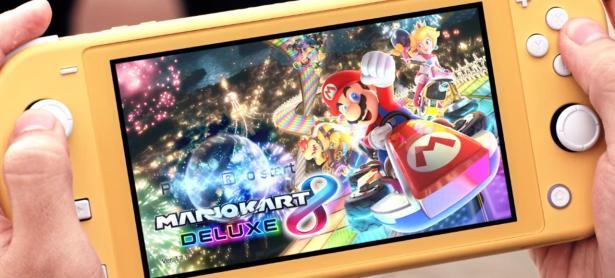 Acciones de Nintendo se fueron al alza tras anuncio de Nintendo Switch Lite