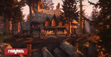 Fanático crea espectacular remake de World of Warcraft en Unreal Engine