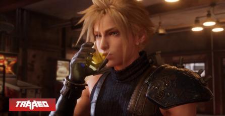 Square Enix descarta FF VII Remake en otras consolas que no sean PlayStation 4