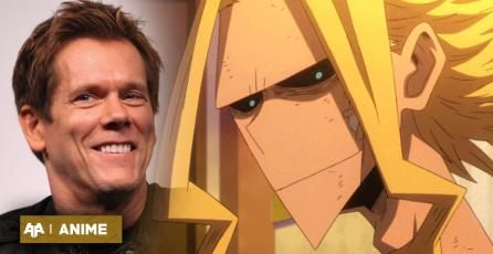 "Sugieren a Kevin Bacon como el más fiel ""All-Might"" para live-action de My Hero Academia"