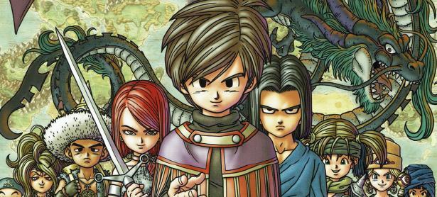 Desarrolladores de Square Enix consideran un remake de <em>Dragon Quest IX</em>